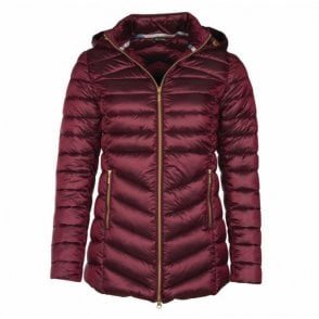 Women's Ailith Quilt Jacket Berry Pink - Pink