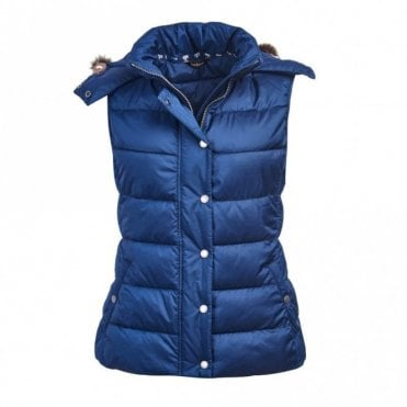 Women's Beachley Gilet - Navy