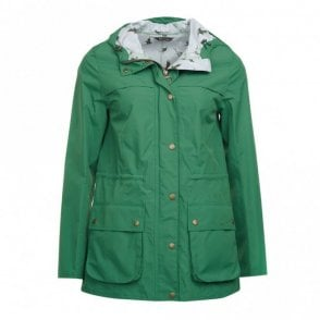 Women's Brimham Jacket Clover - Green
