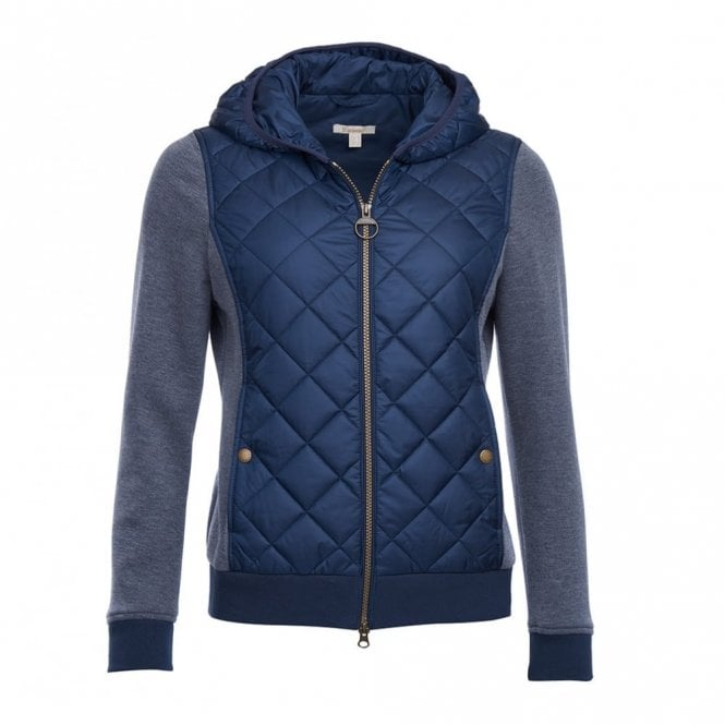 Barbour Women's Brimham Sweat - Navy