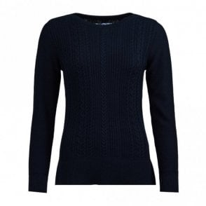 Women's Hampton sweater - Navy