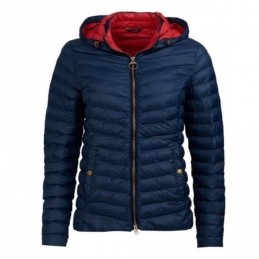 Women's Highgate Quilt Jacket Navy - Navy
