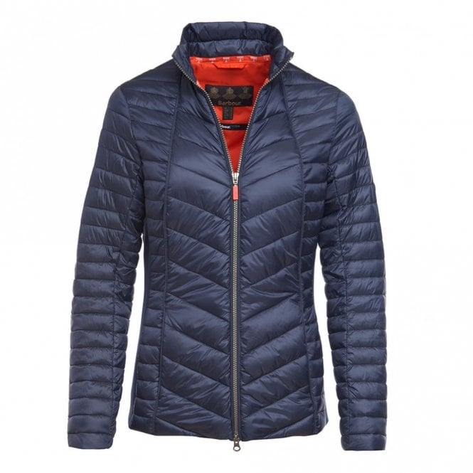 Barbour Women's Lighthouse Quilt jacket - Navy
