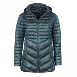 Women's Linton Quilt Jacket - Green