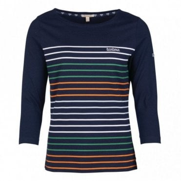 Women's Littlehampton Top Navy