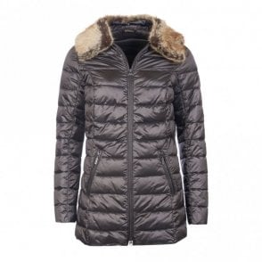 Women's Munro Quilt - Dark Grey