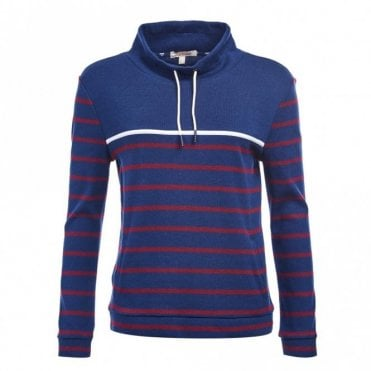 Women's Newton Sweat Shirt - Navy