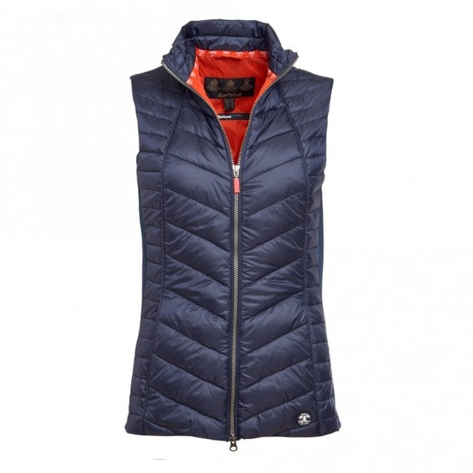 Barbour Women's Penhale Gilet - Navy