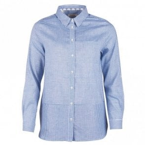 Barbour Women's Seaward Shirt - Breeze Blue