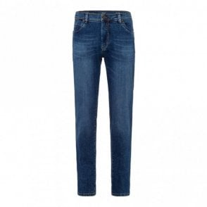 Cadiz light blue Jean 87-6507/26 - Blue