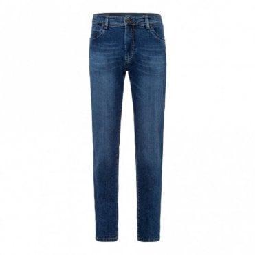 Cadiz light blue Jean 87-6507/26 - Blue