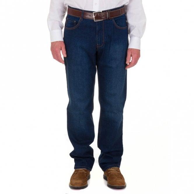 Brax Cooper Denim Jeans - Blue