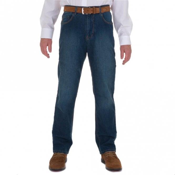 Brax Cooper Jeans - Light Blue Denim
