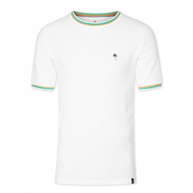 COLOURS & SONS Slim Fit T-shirt - White