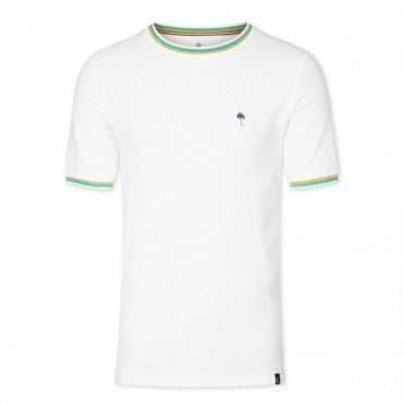 Colours & Sons Slim Fit T-shirt - White