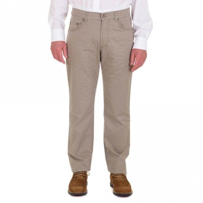 Brax Cooper Jeans - Beige