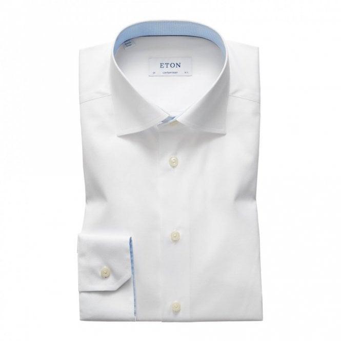 ETON Contemporary Fit Shirt - White