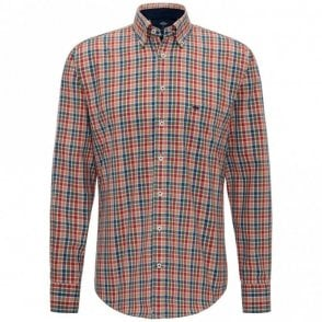Country Check Shirt - Khaki Check