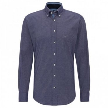 Denim Blue Shirt - Blue