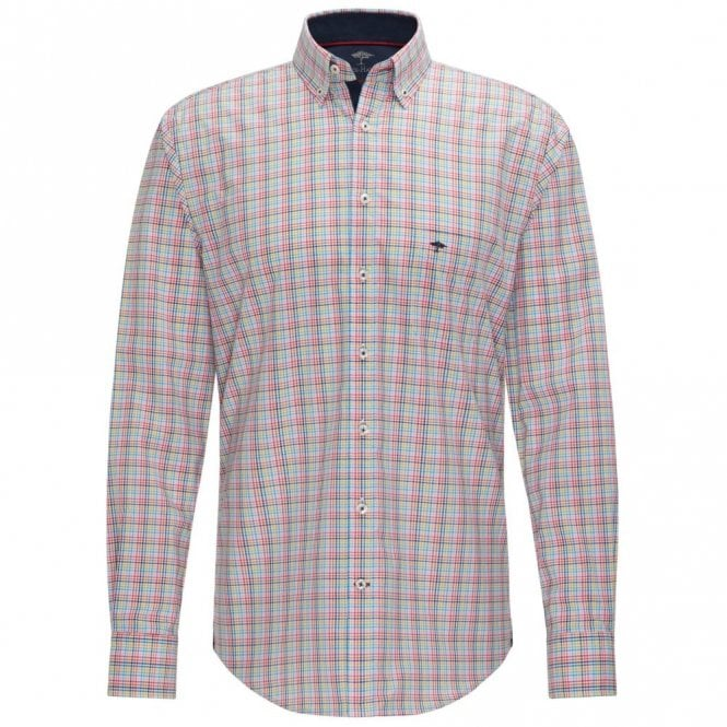 Fynch-Hatton Maritime Story Check Shirt