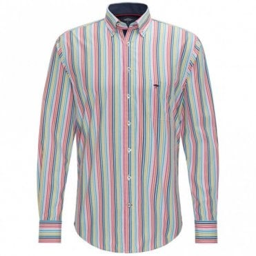 Maritime Story Multicolour Stripe Shirt