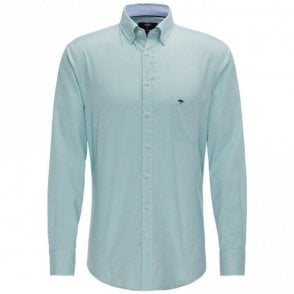 Solid Summer Structure Shirt - Mint