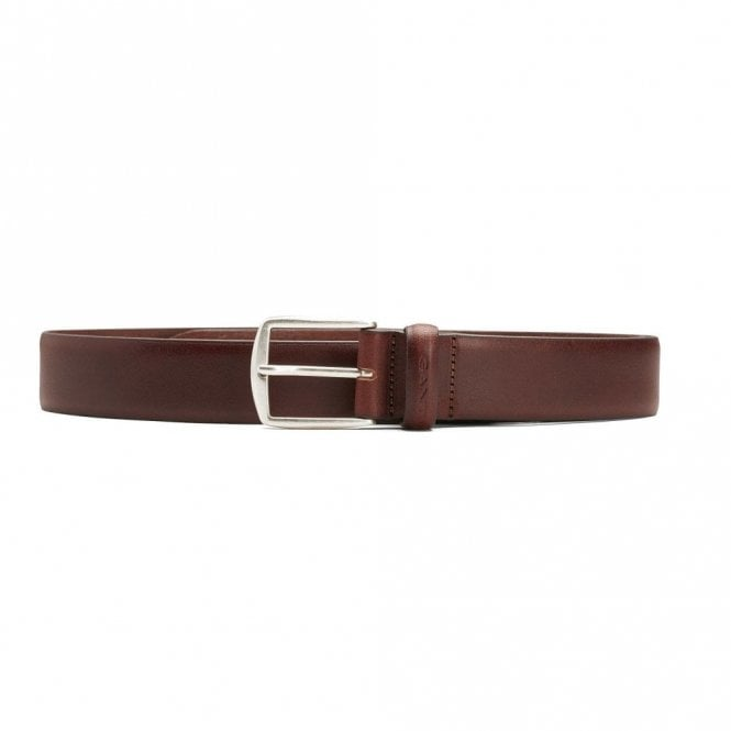 Gant Classic Leather Belt - Brown