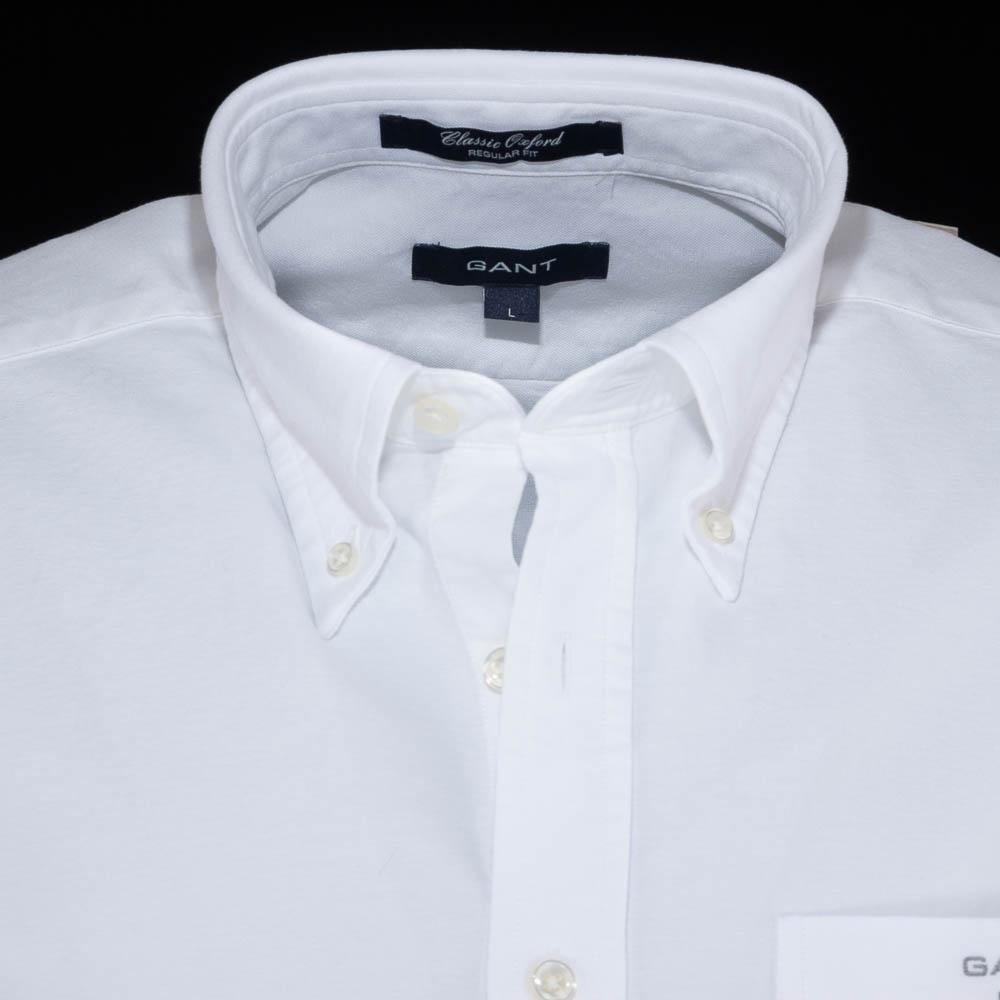 5713f44d6 Classic Oxford Shirt - White