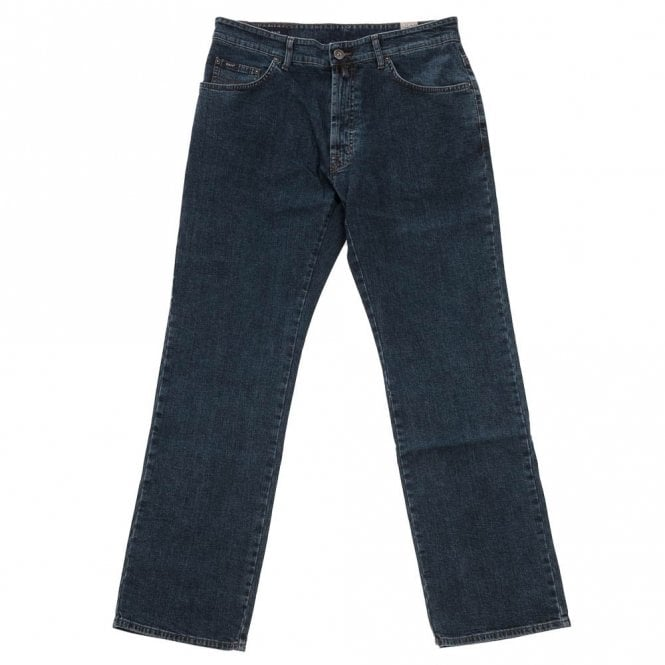 Gant Comfort Denim Jeans - Dark Blue