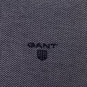 Gant Jacquard Pattern Ss Rugger - Blue