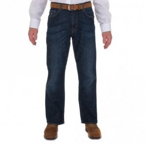 Knight Stretch Jeans - Blue