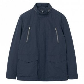 The Avenue Jacket Navy - Navy