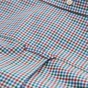 Gant The Broadcloth 3 Colour Gingham Smoked Paprika