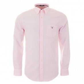 The Oxford Shirt Plain - Pink
