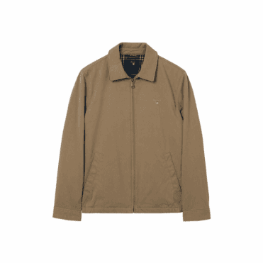 windcheater jacket - Fawn