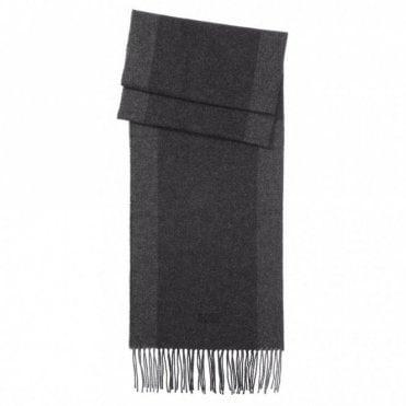 Albarello Wool Cashmere Scarf - Grey