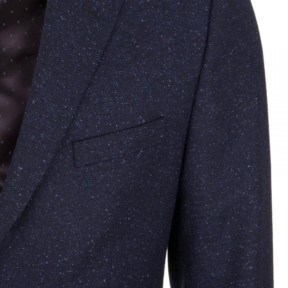 hugo boss johnston2 jacket blue hugo boss from charles. Black Bedroom Furniture Sets. Home Design Ideas