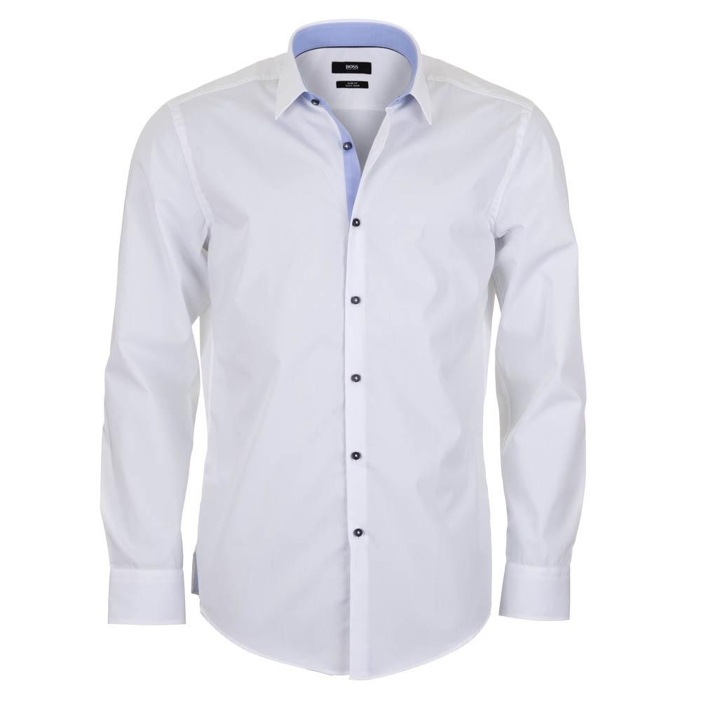 01ef4d5c7 Negozio di sconti online,Hugo Boss Shirt White