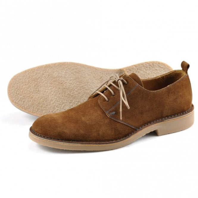 Loake Mojave Desert Shoe - Brown