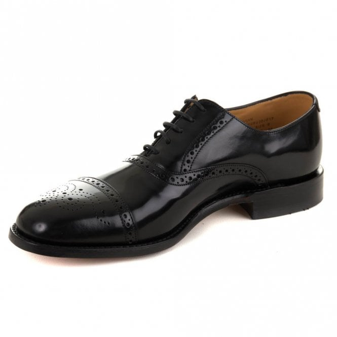 Loake Oban Shoes - Black