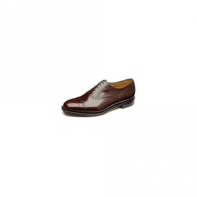 Loake Oban Shoes - Brown