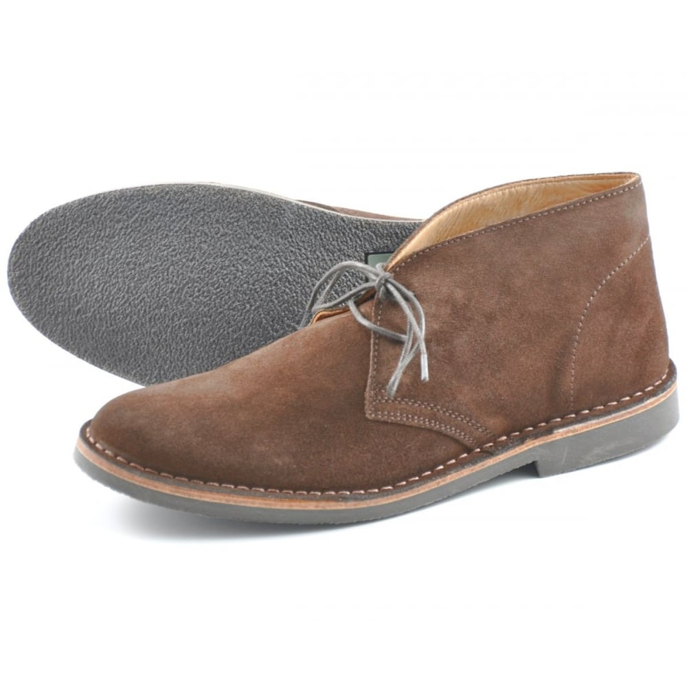e1763286 Loake Sahara Desert Boot - Brown