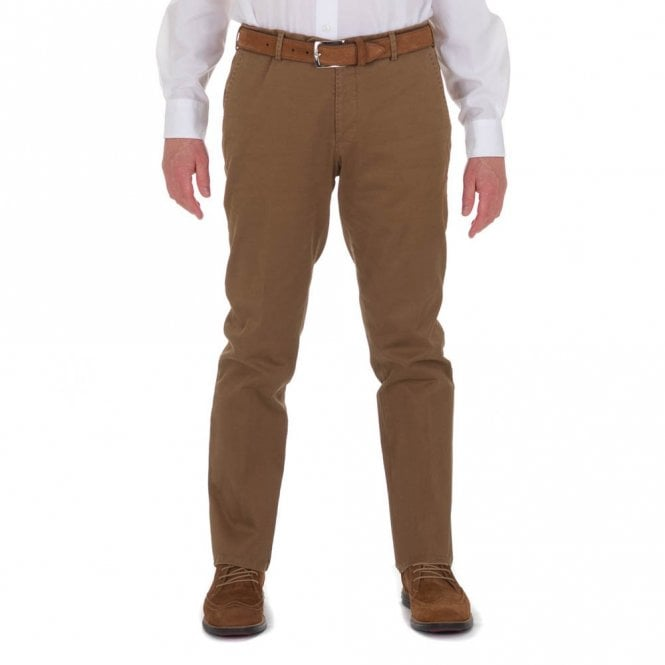 MMX Lynx Stretch Cotton Chinos - Beige