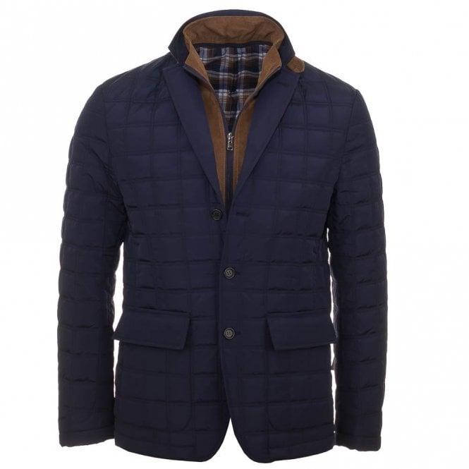 Magee Levon Padded Coat - Blue