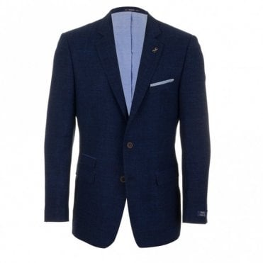 Magee luxury wool mix blazer 53500 - Blue