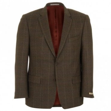 Nice T2 Jacket - Green Check