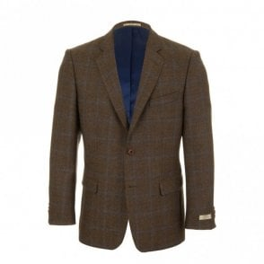 Nice T2 sports jacket 53234 - Green Check