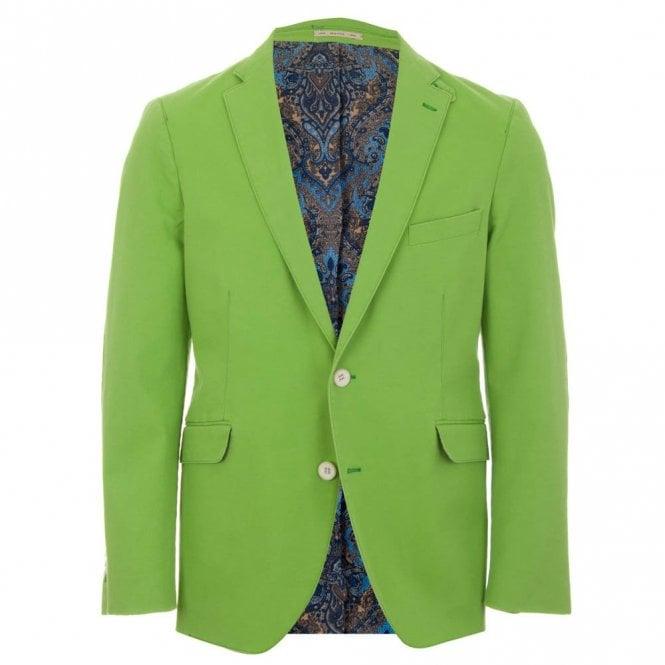 Magee Wicklow Lightweight Summer Jacket - Green