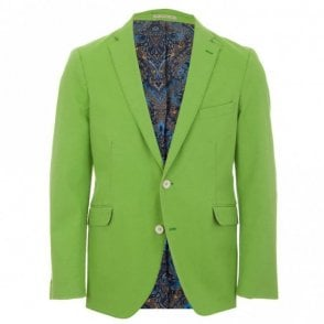 Wicklow Lightweight Summer Jacket - Green