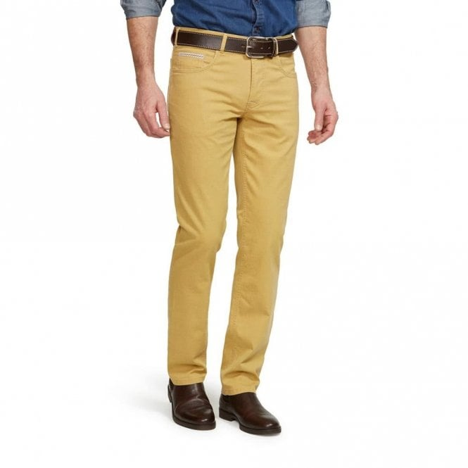 Meyer Arizona Yellow jean 1-5004/42 - Yellow